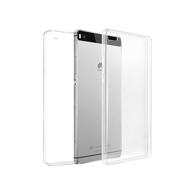 Θήκη 360 Full Cover Σιλικόνης Διάφανο Huawei P9