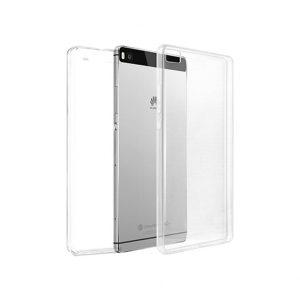Θήκη 360 Full Cover Σιλικόνης Διάφανο Huawei P9 Lite