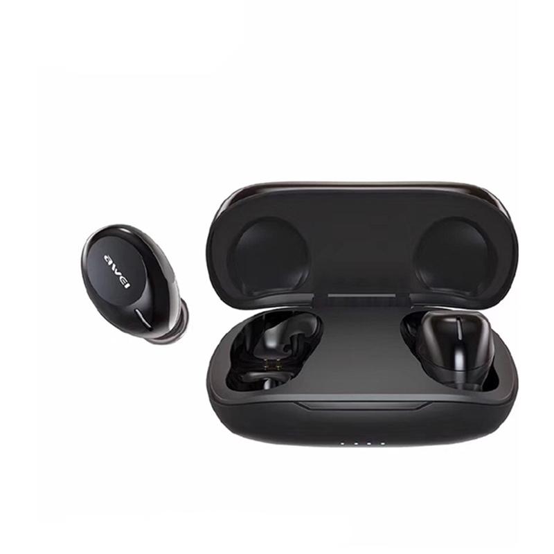 Ασύρματα Bluetooth Ακουστικά Awei T20 Μαύρο