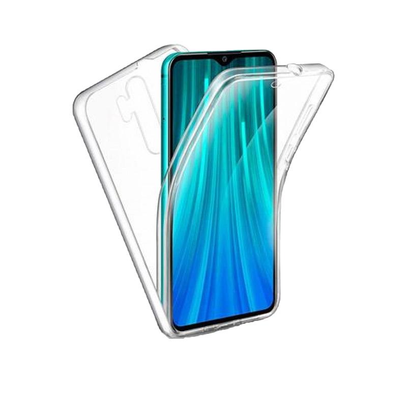 Θήκη 360 Full Cover Σιλικόνης Διάφανο Xiaomi Mi Note 10 / Note 10 Pro / CC9 Pro