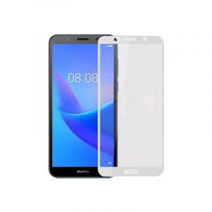 Προστασία οθόνης Full Face Tempered Glass 9H για Huawei Y5 2018 Άσπρο