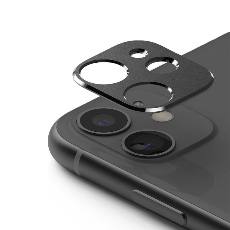 Ringke Camera Styling Bezel Μαύρο για iPhone 11