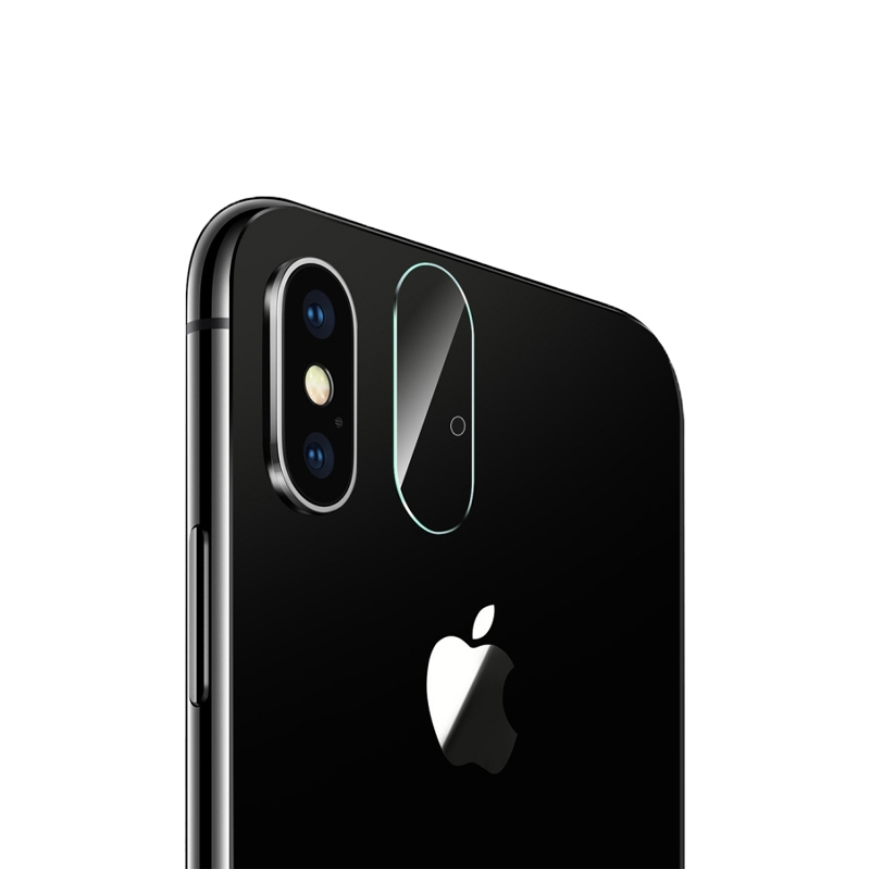 Προστασία Κάμερας Full Camera Protector Tempered Glass για iPhone X / Xs 2