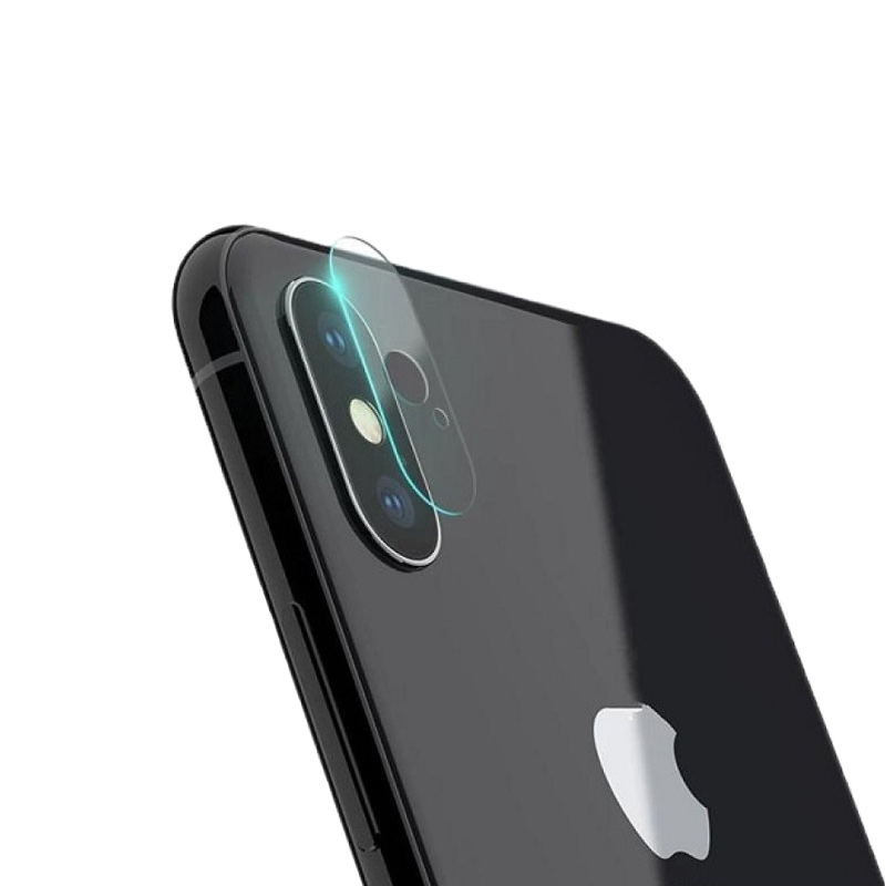 Προστασία Κάμερας Full Camera Protector Tempered Glass για iPhone X / Xs