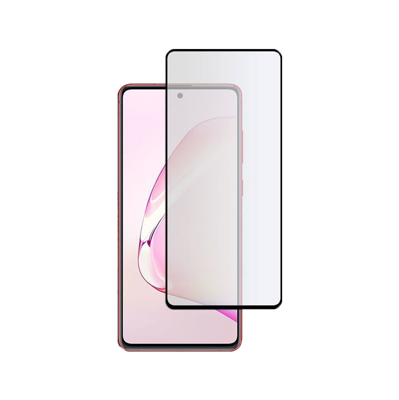 Προστασία οθόνης Full Face Tempered Glass 9H για Samsung Galaxy A81 / Note 10 Lite
