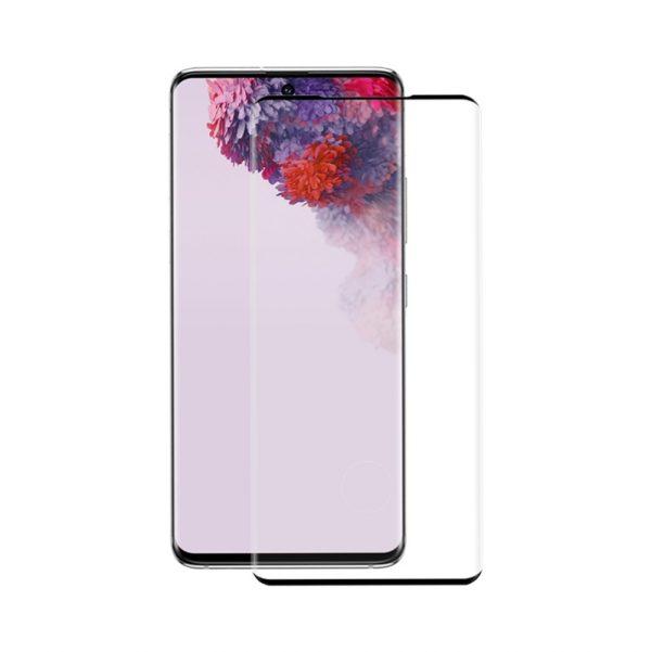 Προστασία οθόνης Full Face Tempered Glass 9H για Samsung Galaxy S20 Ultra