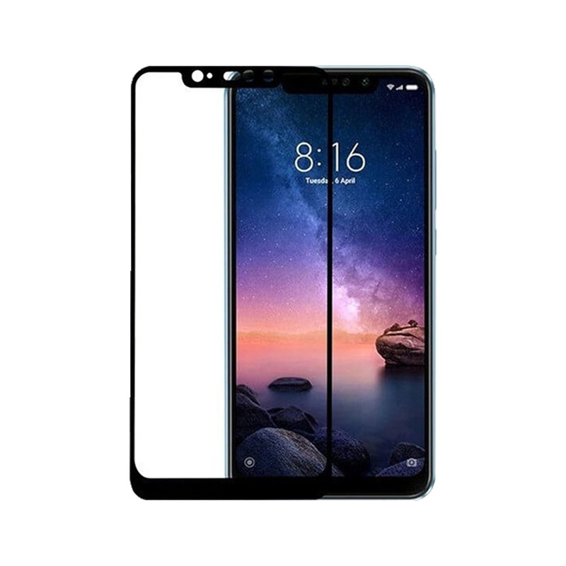 Προστασία οθόνης Full Face Tempered Glass 9H για Xiaomi Redmi Note 6 Pro