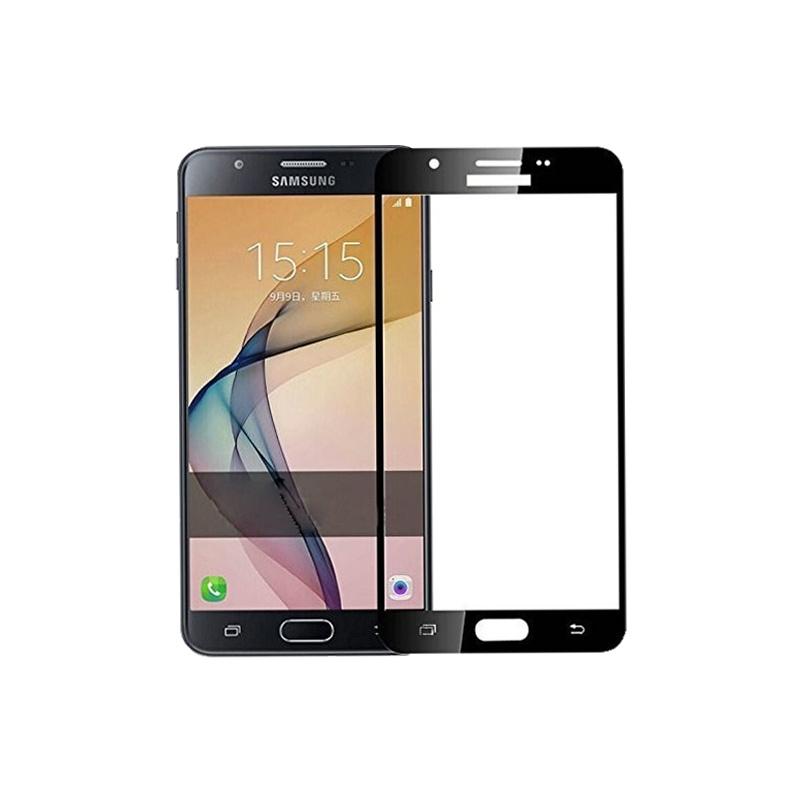 Προστασία οθόνης Full Face Tempered Glass 9H για Samsung A3 2016 Μαύρο