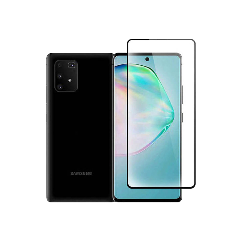 Προστασία οθόνης Full Face Tempered Glass 9H για Samsung Galaxy S10 Lite 2020