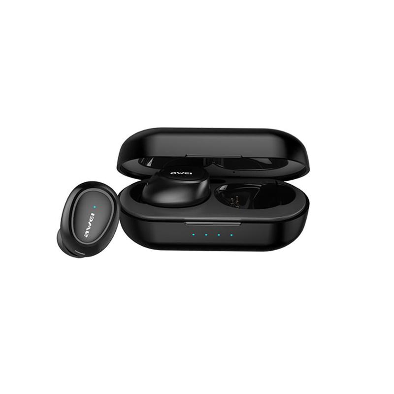 Ασύρματα Bluetooth Ακουστικά Awei T16 Μαύρο