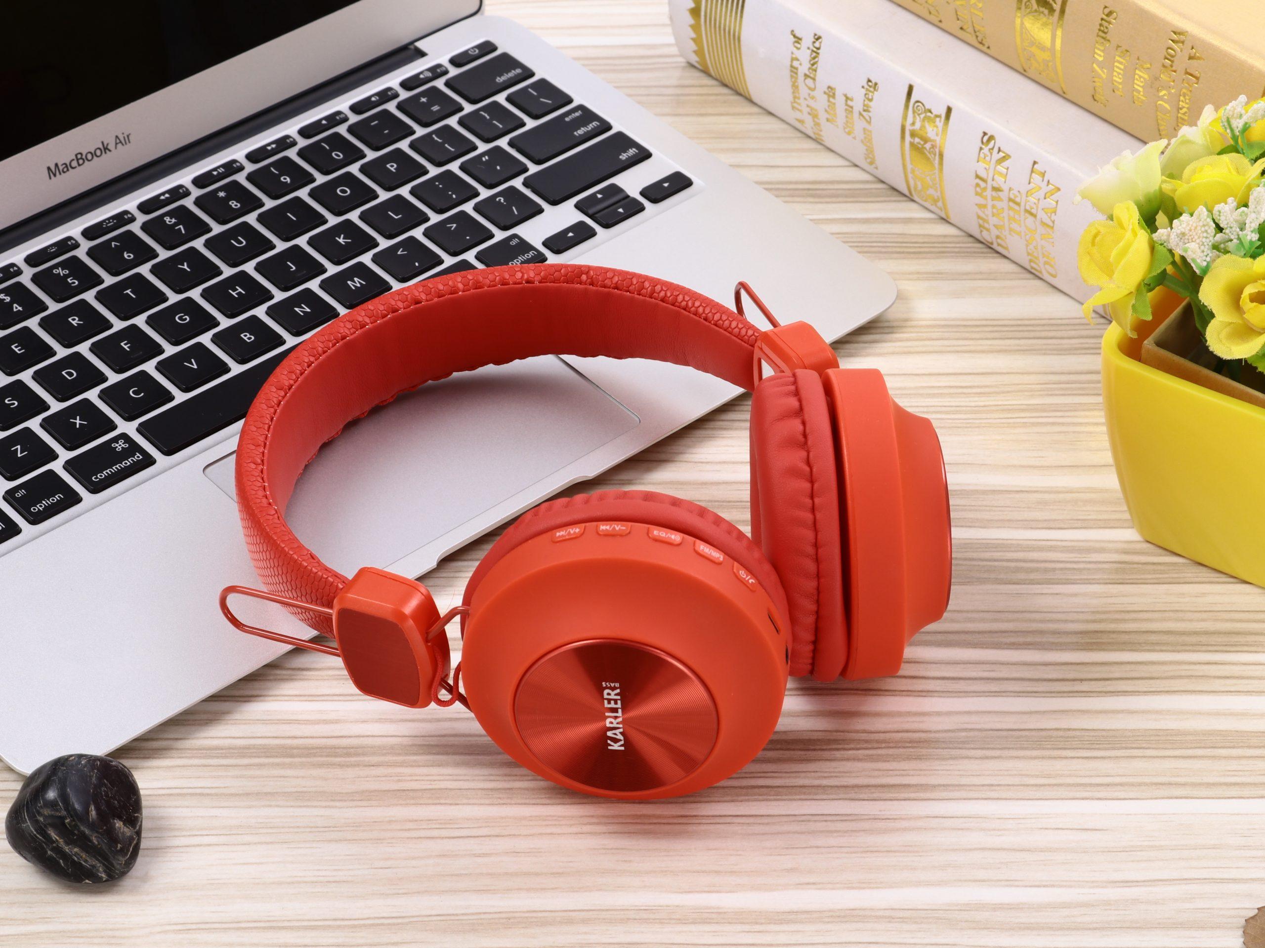 karler bass 008 ασυρματα headphones διαφημιστικό 5