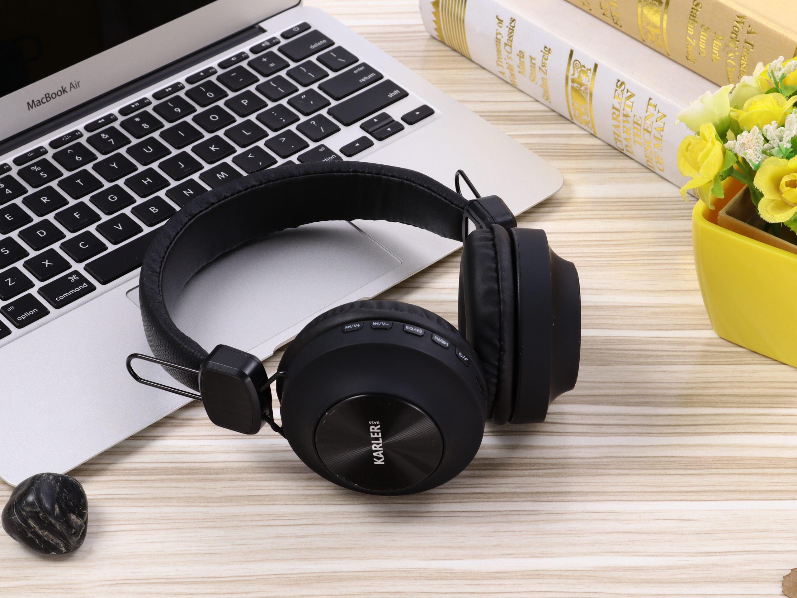 karler bass 008 ασυρματα headphones διαφημιστικό 6