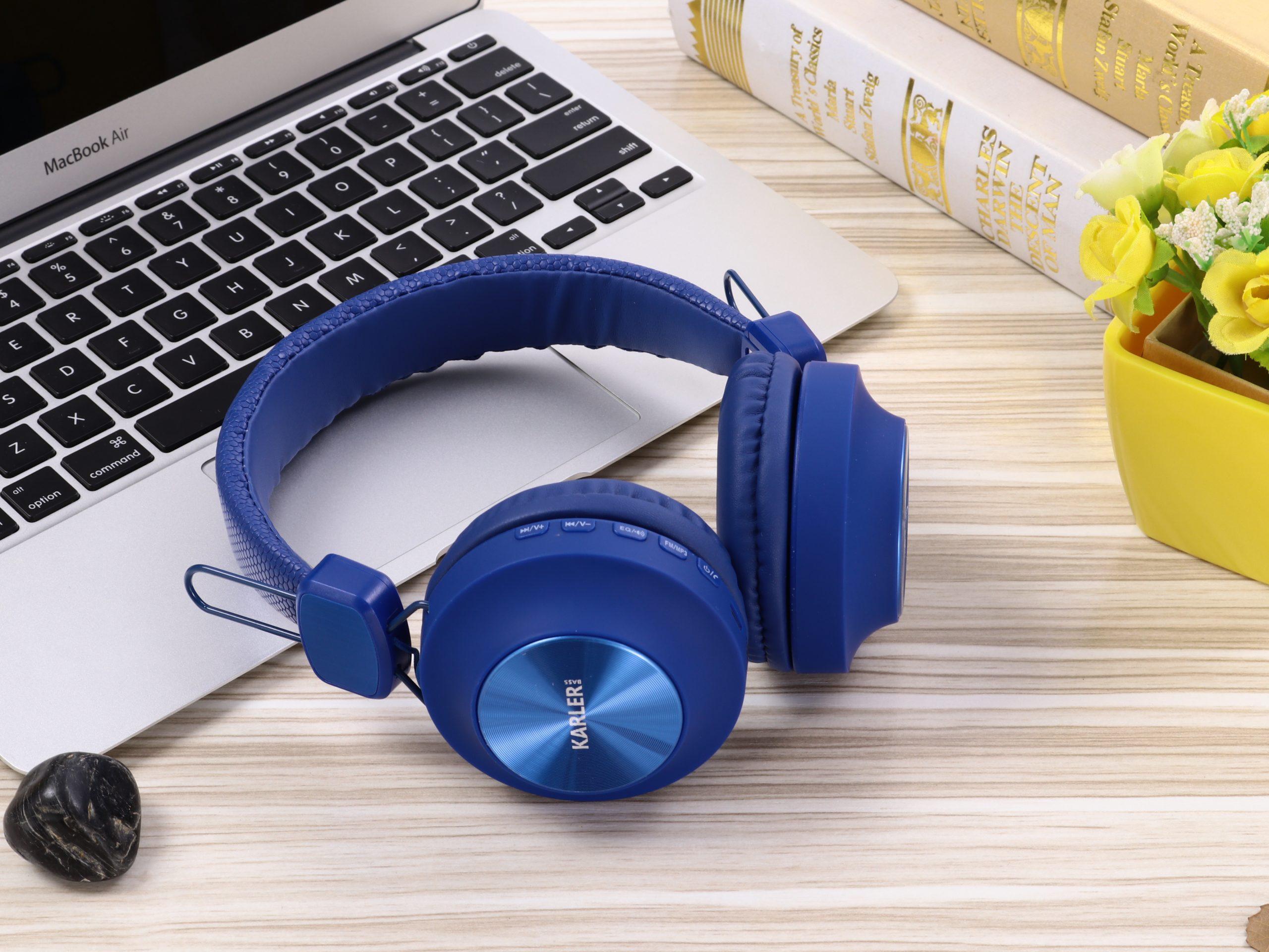 karler bass 008 ασυρματα headphones διαφημιστικό 7