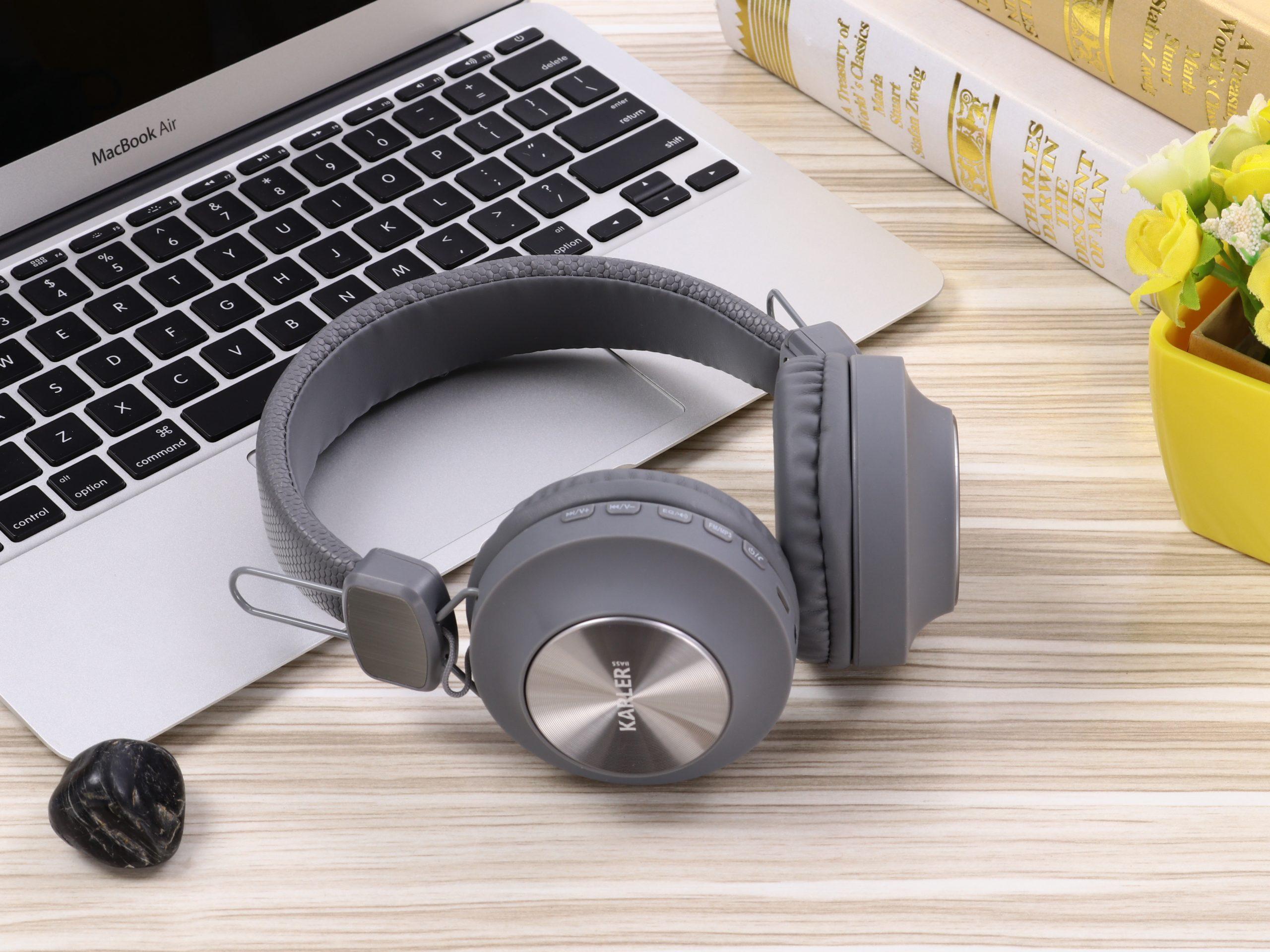 karler bass 008 ασυρματα headphones διαφημιστικό 8