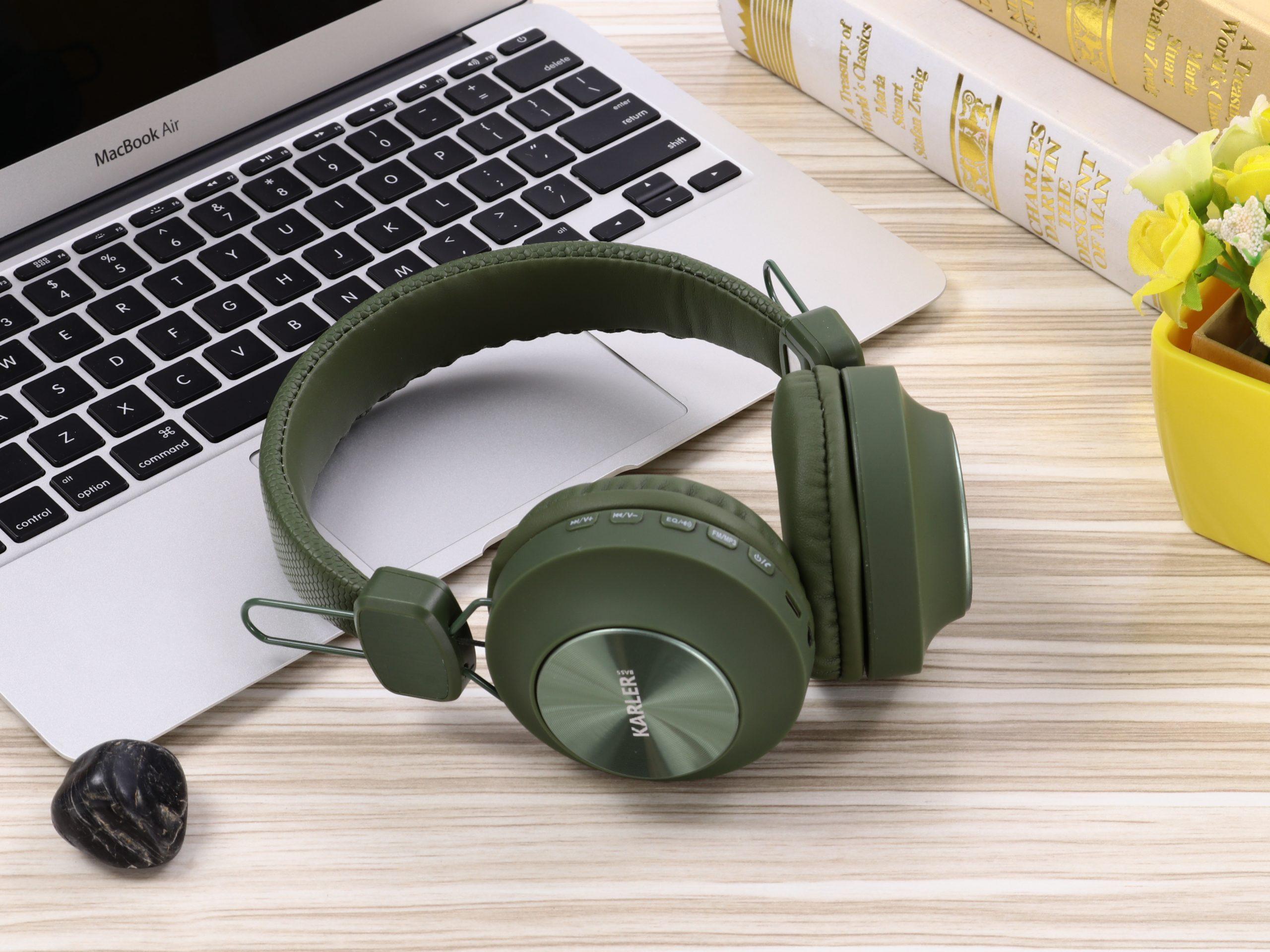 karler bass 008 ασυρματα headphones διαφημιστικό 9
