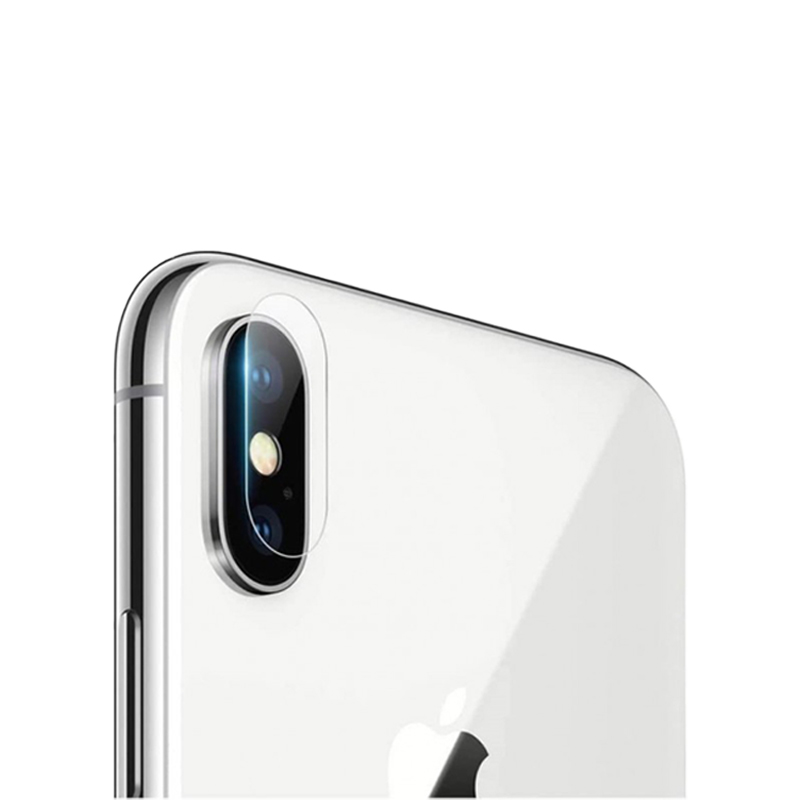 Προστασία Κάμερας Full Camera Protector Tempered Glass για iPhone Xs Max