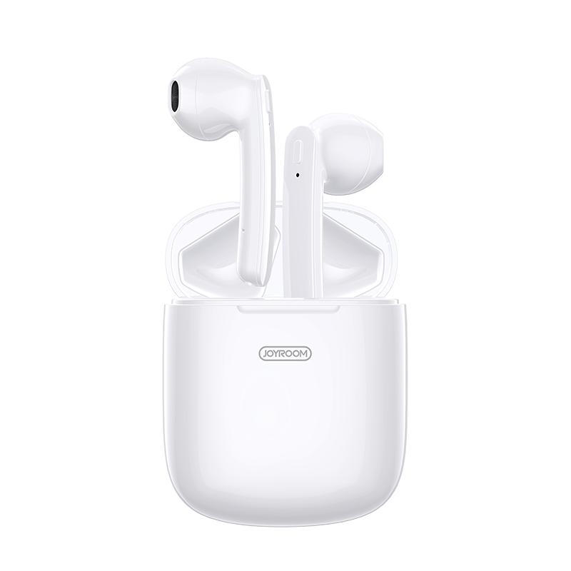 joyroom ασύρματα bluetooth ακουστικά JR-T04S άσπρα