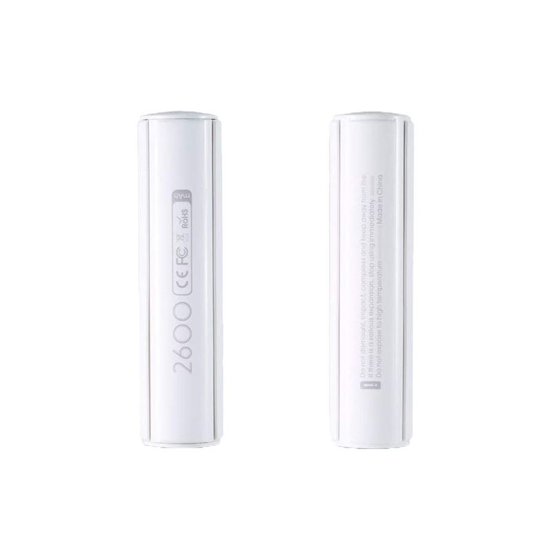 Remax Power Bank Jadore 2600mAh Άσπρο