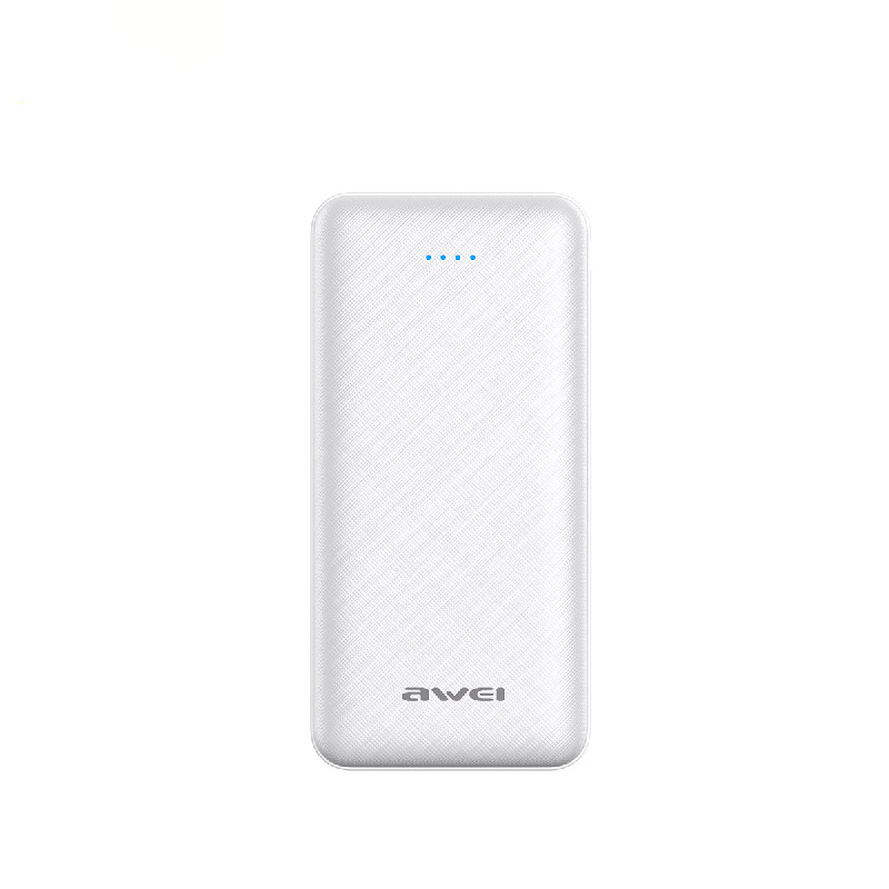 Awei Power Bank P47K 2000mAh Άσπρο