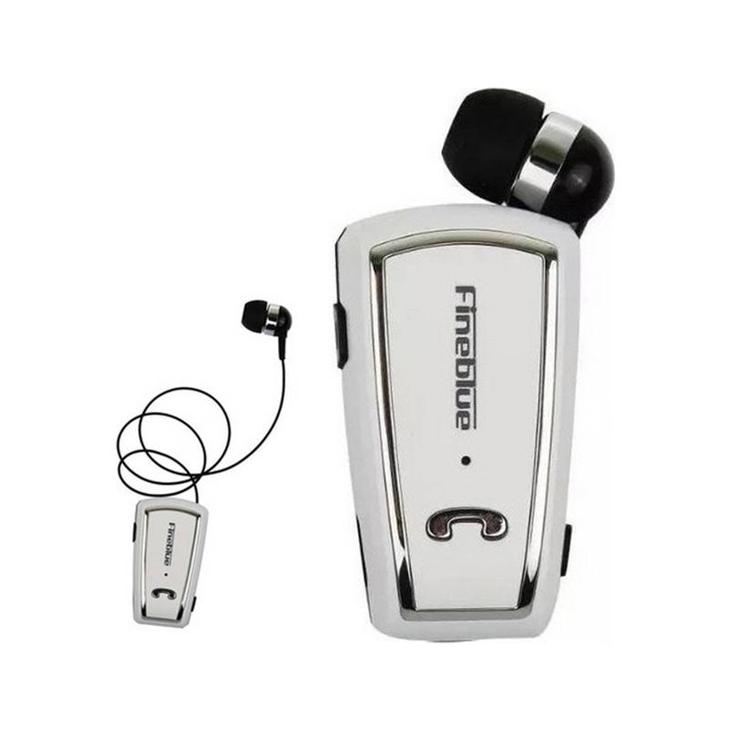 Ασύρματο Bluetooth Ακουστικό Fineblue F-V3 άσπρο