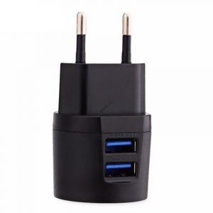 Φορτιστής Awei C-900 Dual USB & Καλώδιο Micro USB