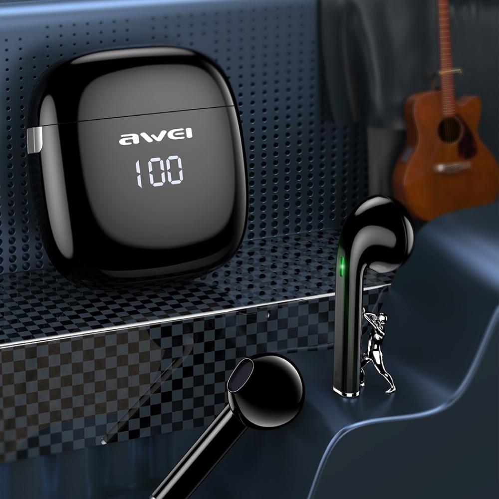 Ασύρματα Bluetooth Ακουστικά Awei T28 P διαφημιστικό