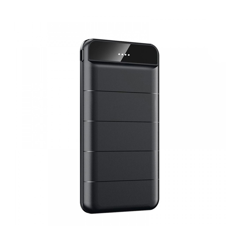 Remax Power Bank RPP-139 10000mAh Μαύρο