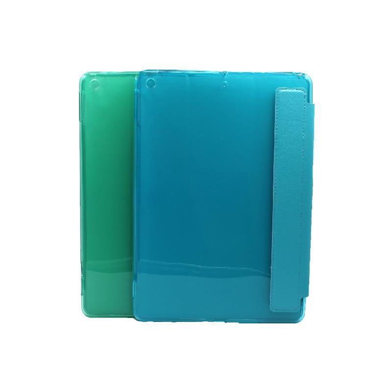 θήκη tablet ipad 2019 10.2'' γαλαζιο και πράσινο 2