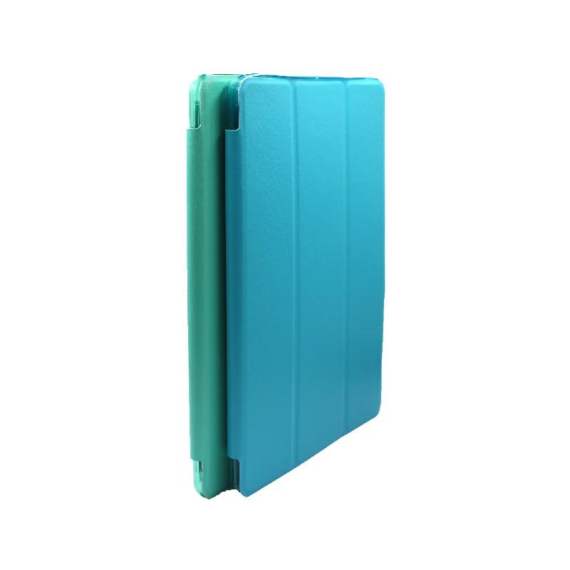 θήκη tablet ipad 2019 10.2'' γαλαζιο και πράσινο 3