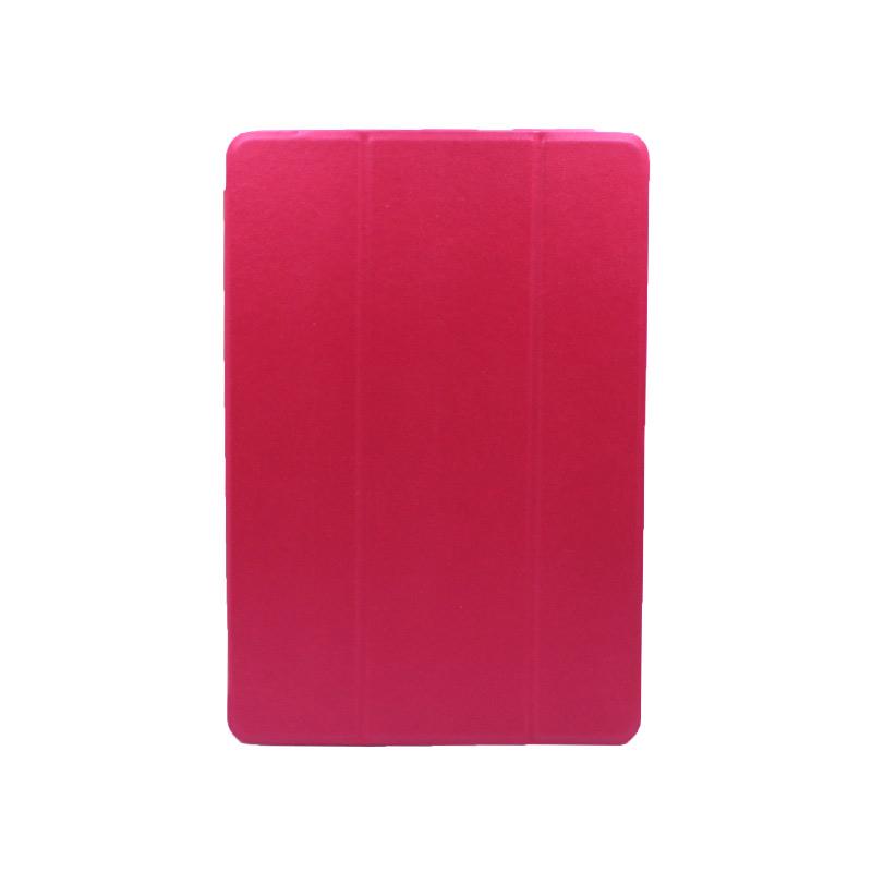 """Θήκη Huawei MediaPad T5 Tablet 10"""" Tri-Fold Flip Cover φουξ 1"""