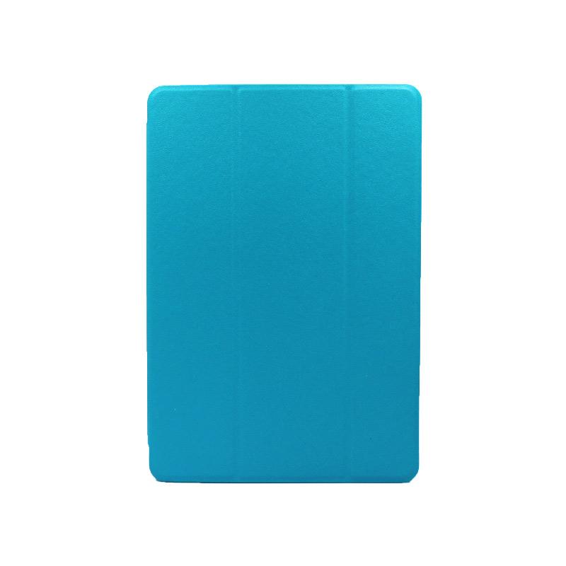 """Θήκη Huawei MediaPad T5 Tablet 10"""" Tri-Fold Flip Cover γαλάζιο 1"""