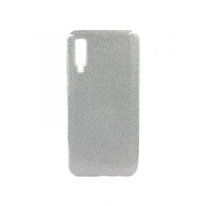 Θήκη Samsung Galaxy A50 / A30s / A50s Glitter Ασημί