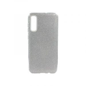 Θήκη Samsung Galaxy A70 / A70s Glitter Ασημί