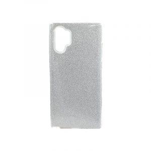 Θήκη Samsung Galaxy Note 10 Pro Glitter Ασημί