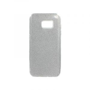 Θήκη Samsung Galaxy S7 Edge Glitter Ασημί