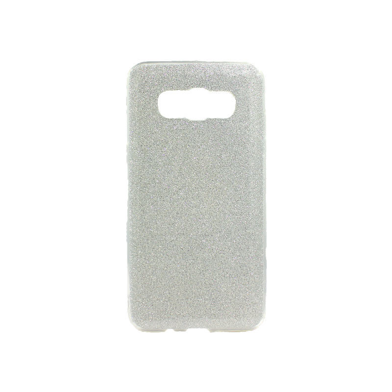 Θήκη Samsung Galaxy J5 2016 Glitter Ασημί