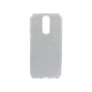 Θήκη Huawei Mate 10 Lite Glitter Ασημί