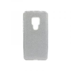 Θήκη Huawei Mate 20 Glitter Ασημί
