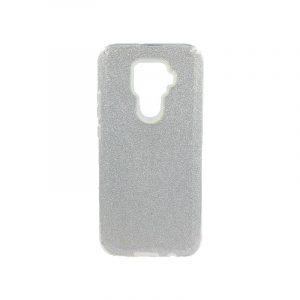 Θήκη Huawei Mate 30 Lite Glitter Ασημί