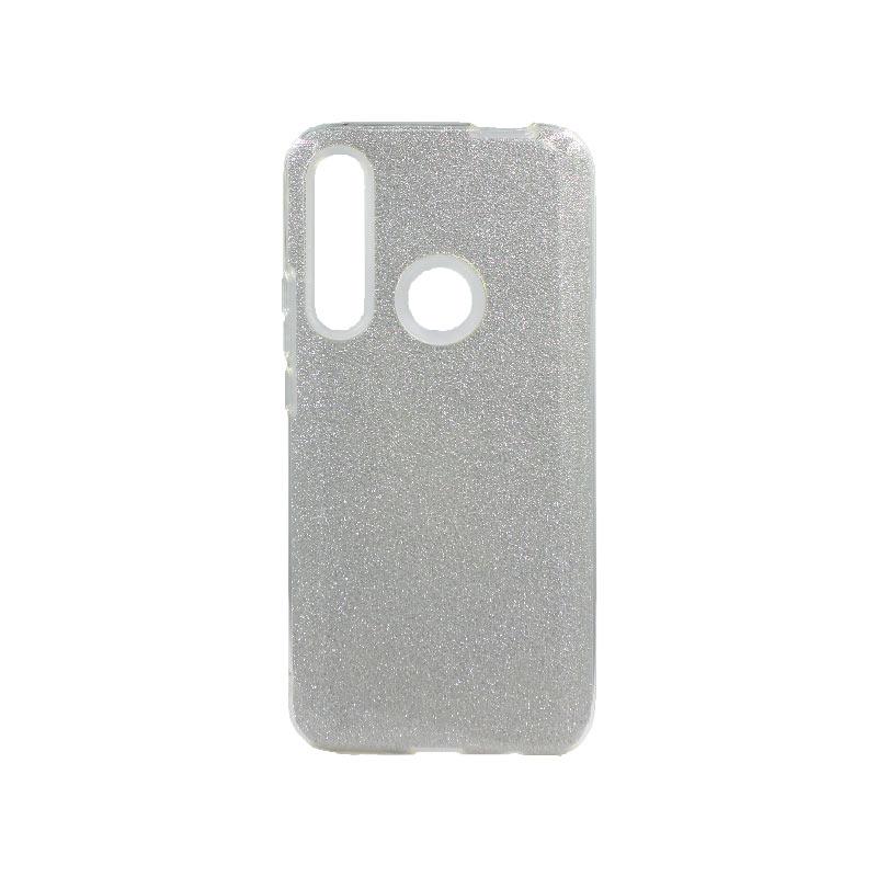 Θήκη Huawei P Smart Z Glitter Ασημί