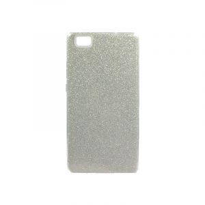 Θήκη Huawei P8 Lite Glitter Ασημί