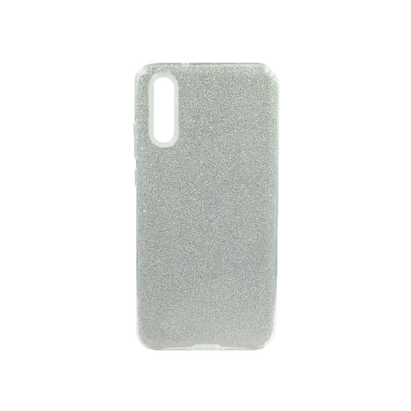 Θήκη Huawei P20 Glitter Ασημί
