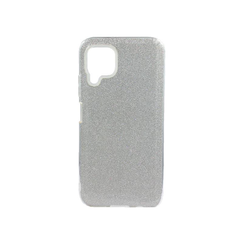 Θήκη Huawei P40 Lite Glitter Ασημί