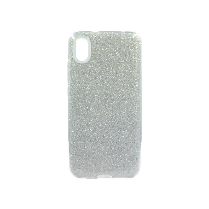 Θήκη Xiaomi Redmi 7A Glitter Ασημί