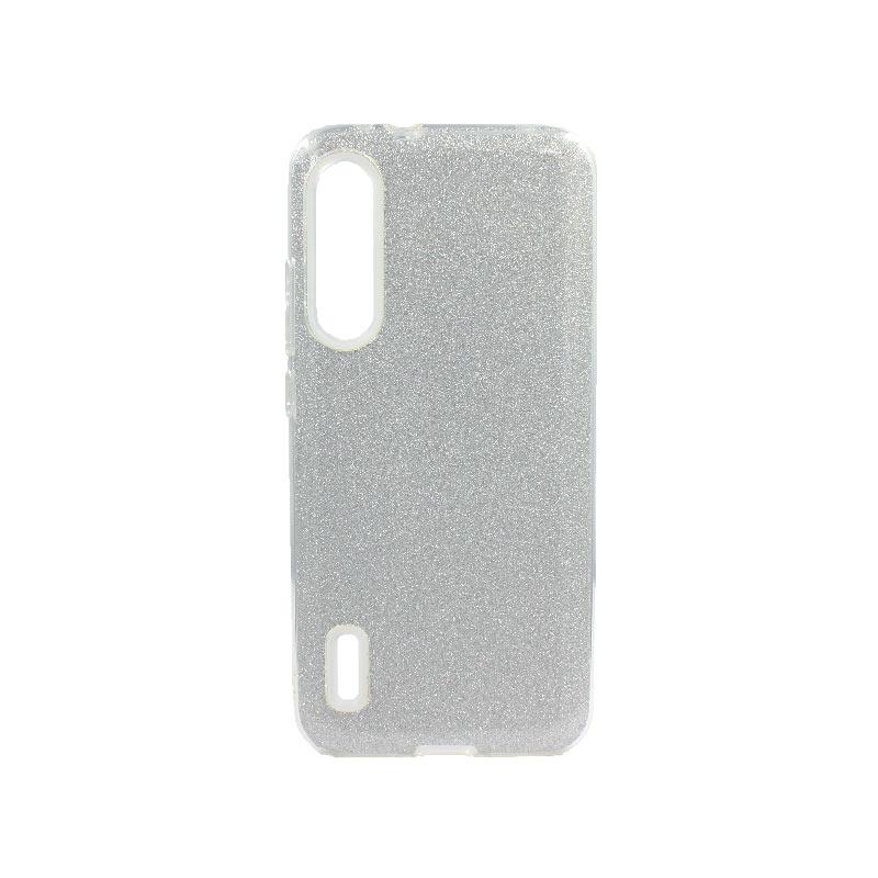 Θήκη Xiaomi Mi A3 / CC9E Glitter Ασημί