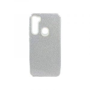 Θήκη Xiaomi Redmi Note 8 Glitter Ασημί