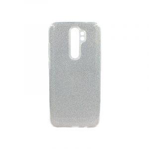 Θήκη Xiaomi Redmi Note 8 Pro Glitter Ασημί