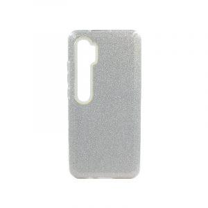 Θήκη Xiaomi Mi Note 10 / Note 10 Pro / CC9 Pro Glitter Ασημί