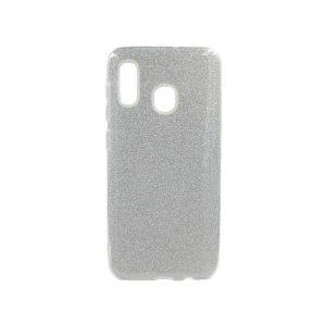 Θήκη Samsung Galaxy A10e / A20e Glitter Ασημί