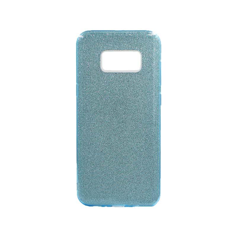 Θήκη Samsung Galaxy S8 Plus Glitter Γαλάζιο